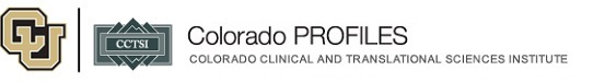Colorado PROFILES, The Colorado Clinical and Translational Sciences Institute (CCTSI)